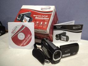 Filmadora Newlink Full Hd 1080 - Vendo Rápido