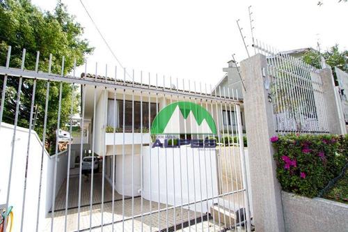 Casa À Venda, 428 M² Por R$ 1.500.000,00 - Vista Alegre - Curitiba/pr - Ca0459
