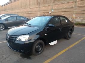 Toyota Etios Gnv 2018