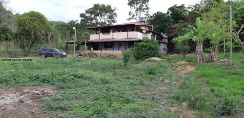 Fazenda Para Venda Em Funilândia, Cambauba, 3 Dormitórios, 1 Banheiro - T10_1-989952
