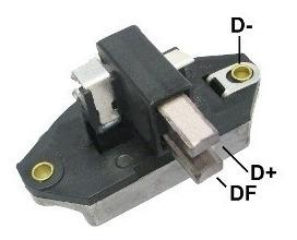 Regulador De Voltagem 14v 55a Mercedes-benz Bosch