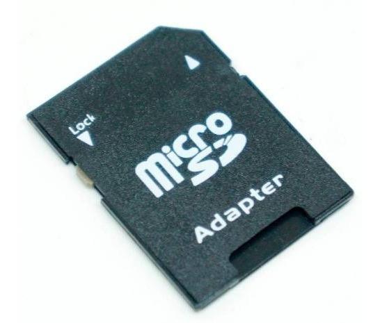 Adaptador Para Cartão Micro Sd Para Sd Sony Camera Filmadora