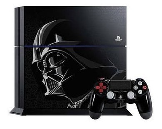 Ps4 Edition Limitada Star Wars - 3 Juegos Solo Cusco