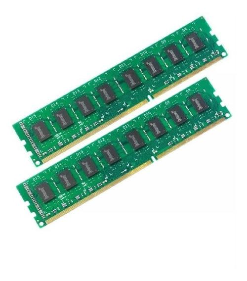 Memorias Hynix Pc Ddr2 4 Gb (2x2 Gb) 800 Mhz Nuevas Fac A B