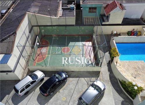 Apartamento Com 3 Dormitórios À Venda, 73 M²- Vila Matilde - São Paulo/sp - Ap1459