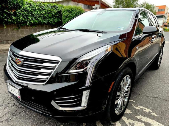 Cadillac Xt5 3.7 Premium At 2017