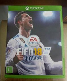 Fifa 18 Xbox One (frete Grátis)