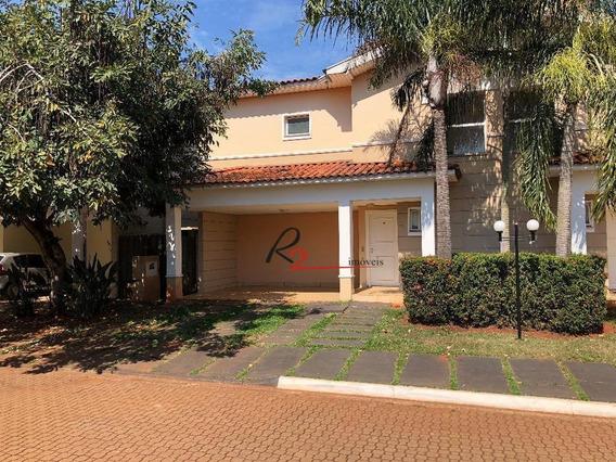 Casa Residencial À Venda, Jardim Santa Genebra, Campinas. - Ca0415