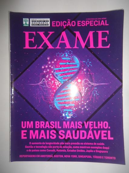 Exame #1165 Jul-2018 Especial Um Brasil Mais Velho E Mais