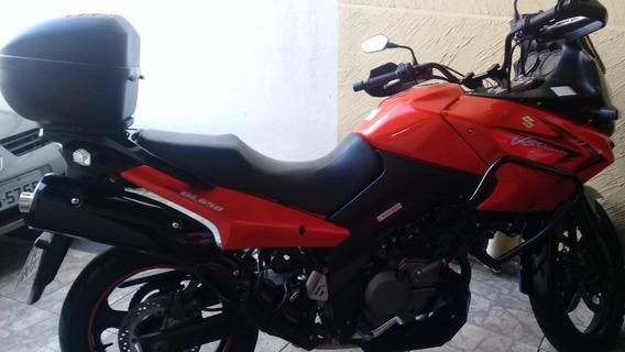 Suzuki V Strom Dl 650 2011