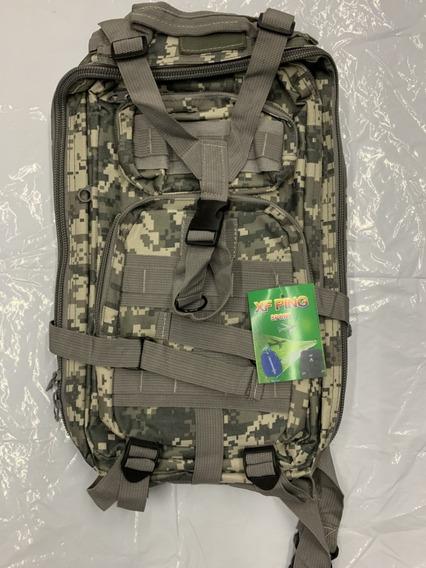 Kit20mochila Tática Militar Assalt Prof 3d Com Cintura