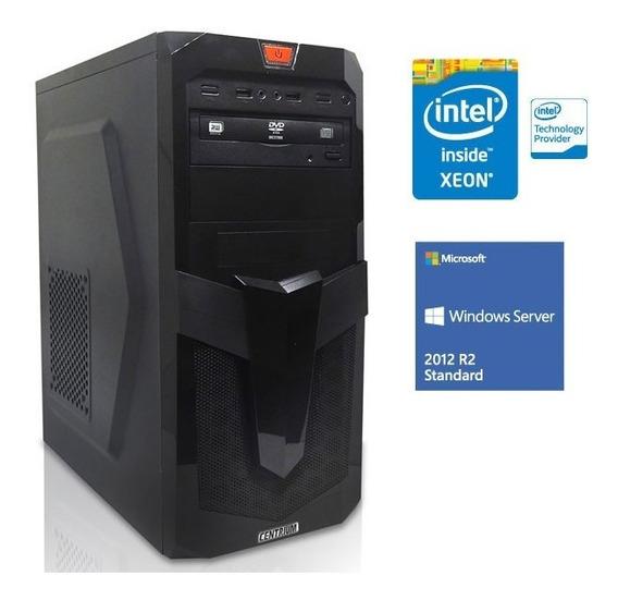 Servidor Intel Win Server Quad Core Xeon 1220v3 3.1ghz 8g 1t