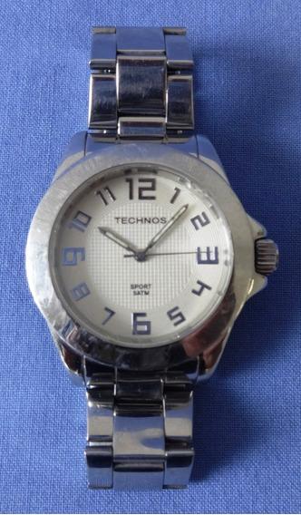 Relógio Technos Sport Classic Steel 2035vy
