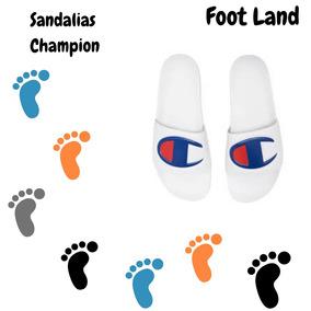 Sandalia Champion Blanca
