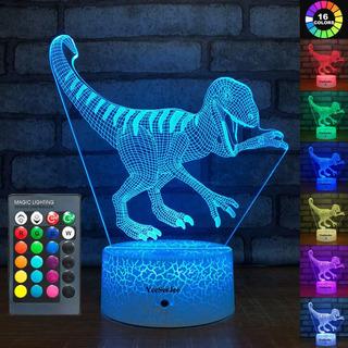 Juguetes De Dinosaurios Luces Nocturnas Para Niños Con...