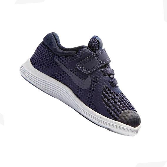 Tênis Nike Revolution 4 Infantil Roxo 943304501 Original