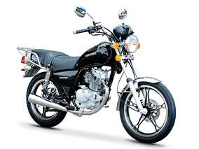 Moto Suzuki Gn 125 F 0km Custom Cafe Bobber Nuevo Modelo