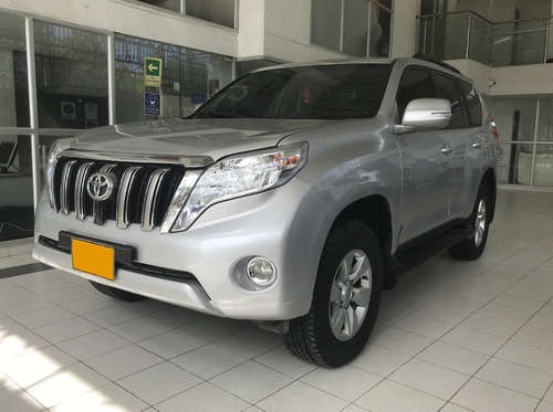 Toyota Prado Diesel Tx 2011