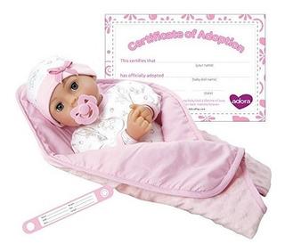 Adora Adopción Del Bebé Esperanza Chica De Vinilo De 16