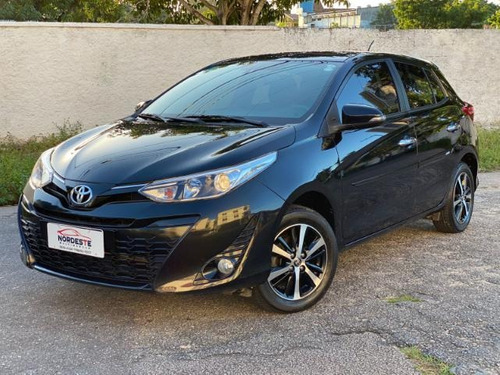 Imagem 1 de 14 de  Toyota Yaris Xls Connect 1.5 Flex 16v 5p Aut.