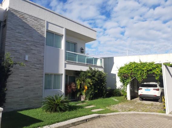 Casa Dúplex Estilo Inglês No Bairro José De Alencar