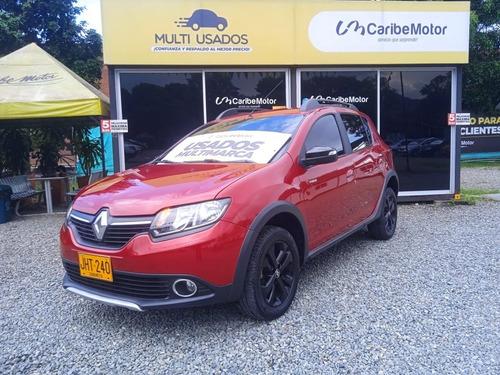 Renault Stepway Intens Mt 1.6 Roja 2018 Jht240