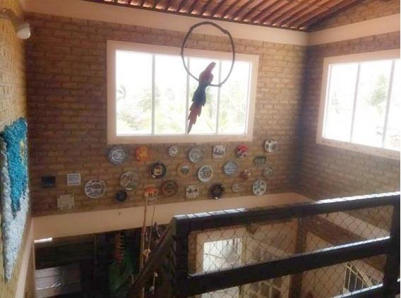Casa Em Praia De Jacumã, Ceará-mirim/rn De 222m² 4 Quartos À Venda Por R$ 420.000,00 - Ca580238