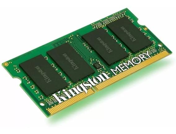Memoria Notebook Kingston 4gb Ddr3 12800 1600mhz 1.5v Abasto