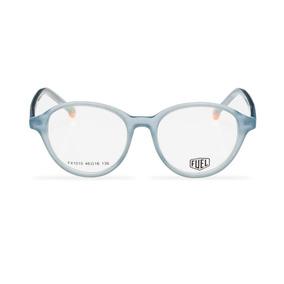 Óculos De Grau Fuel - Redondo Infantil - Candy