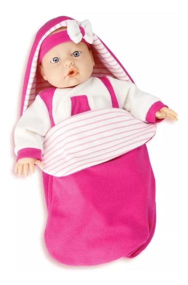 Boneca Bebê Jensen Dorme Bebê Chora E Ri Roma Brinquedos