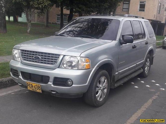 Ford Explorer Limited 4.6cc 4x4 At Aa