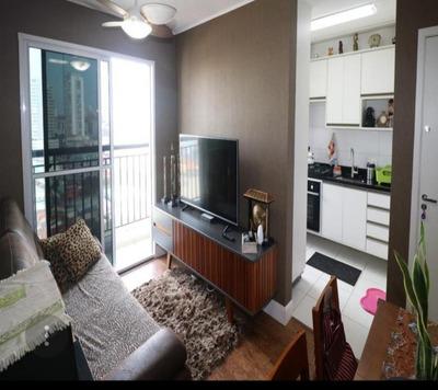 Apartamento Com 2 Dormitórios À Venda, 50 M² Por R$ 350.000 - Quinta Da Paineira - São Paulo/sp - Ap2512