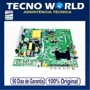 Placa Principal Semp Toshiba 43l2500 - Novo - Com Garantia