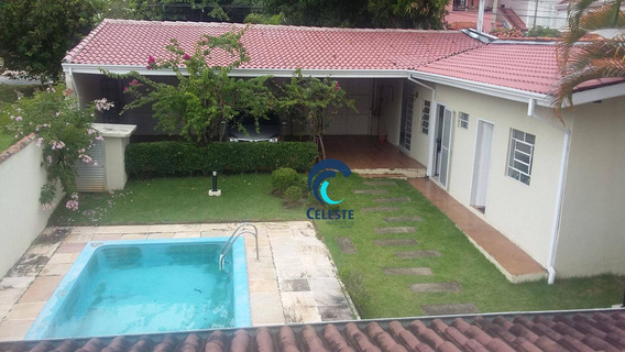 Casa Residencial À Venda, Jardim Das Colinas, São José Dos Campos. - Ca0529