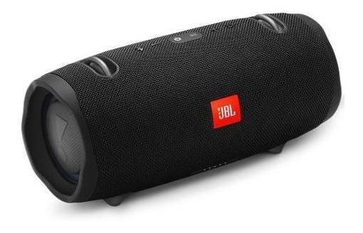 Speaker Bluetooth Jbl Extreme 2 Black Preta 40 Watts Lacrada