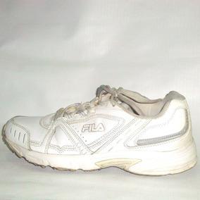 Zapatillas Fila Hombre Talla 43 Poco Uso,fotos Reales.