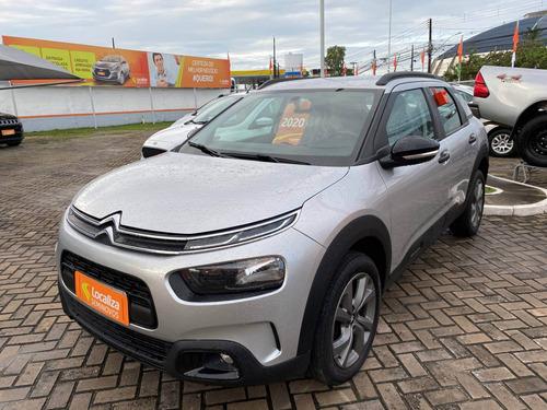 Imagem 1 de 7 de Citroën C4 Cactus 1.6 Vti 120 Flex Feel Pack Eat6