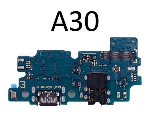 Flex Pin De Carga Micrófono Samsung A30 Sm-305 Tienda