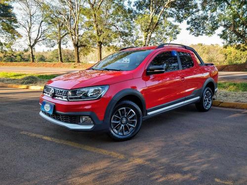 Imagem 1 de 12 de Volkswagen Saveiro 1.6 16v Cross Cab. Dupla Total Flex 2p