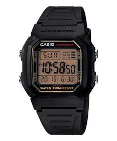 Relógio Casio Digital W-800hg-9avdf - Frete Grátis