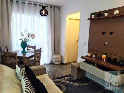 Imagem 1 de 26 de Apartamento Com 2 Dormitórios À Venda, 48 M² Por R$ 275.000,00 - Vila Palmares - Santo André/sp - Ap1122