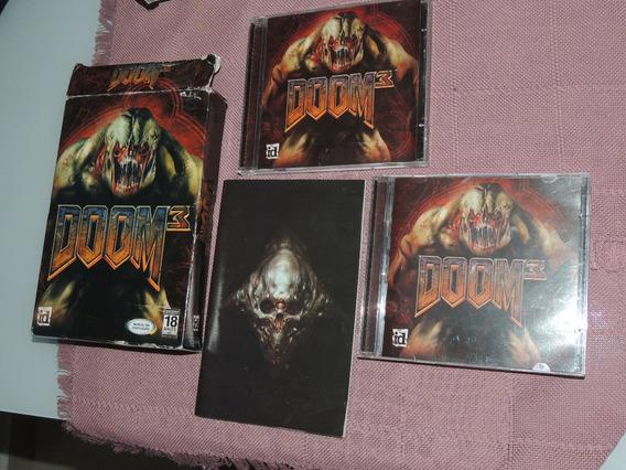 Doom 3 Completo Original Para Pc