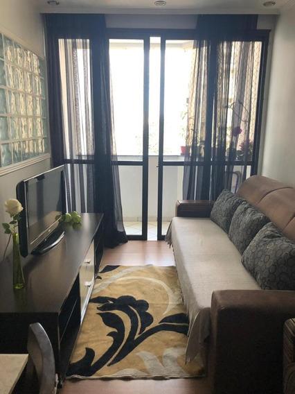 Apartamento Com 2 Dormitórios Para Alugar, 62 M² Por R$ 1.900/mês - Centro - Guarulhos/sp - Ap0181
