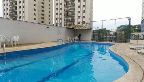 Apartamento Com 3 Dormitórios E 1 Suíte Na Vila Das Mercês - Bi26676