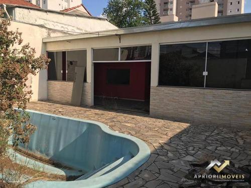 Salão, 300 M² - Venda Por R$ 2.000.000,00 Ou Aluguel Por R$ 7.900,00/mês - Centro - São Caetano Do Sul/sp - Sl0144