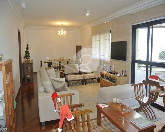 Apartamento Para Venda No Cambuí Em Campinas - Imobiliária Em Campinas - Ap03255 - 34670719