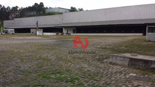 Galpão Comercial Para Locação, Itaqui, Itapevi. - Ga0517