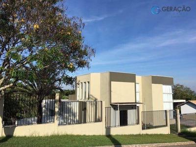 Casa Residencial À Venda, Alto Da Ponte, São José Dos Campos - Ca1414. - Ca1414