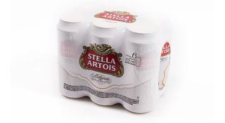 Cerveza Stella Artois 473 Cc - Six Pack - Super Oferta!!!
