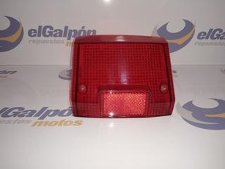 Acrílico Faro Trasero Honda Nh 100 Kinetic
